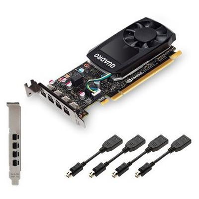 PNY Quadro P600 2G Ekran Kartı (VCQP600-PB)