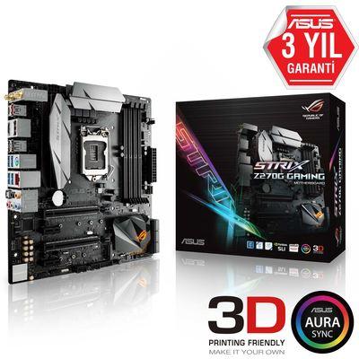 Asus ROG Strix Z270G Gaming Intel Anakart