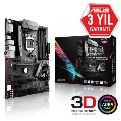 Asus ROG Strix Z270H Gaming Intel Anakart