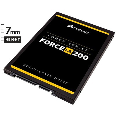 Corsair 120GB Force Serisi LE200 SSD (CSSD-F120GBLE200)