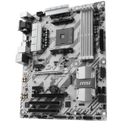 MSI  B350 Tomahawk Arctic AMD Anakart