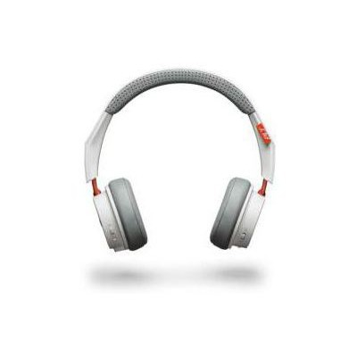 Plantronics 207840-01 Plantronics Backbeat 500 Bluetooth+kablolu Kulaklık Beyaz - Gribackbeat Bluetooth Kulaklık