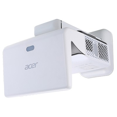 Acer U5220 Dlp Xga 1024x768 3000al Hdmı Rj45 13.000:1 Ultra Short Throw Ops. Kablosuz Projektor+wifi Dongle Hediye Projektör