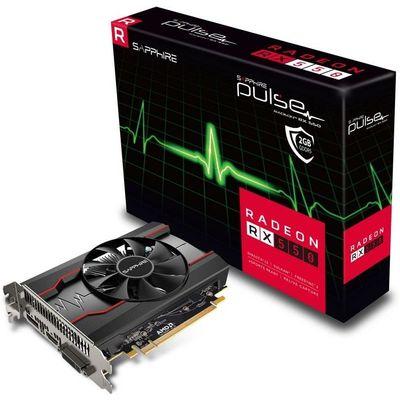 Sapphire Pulse Radeon RX 550 2G D5 OC Ekran Kartı (11268-03)