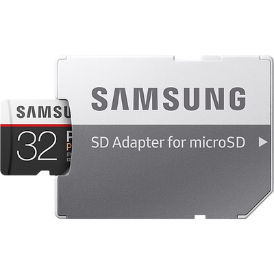 Samsung 32gb Msd Pro Plusu3 Mb-md32ga-eu