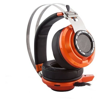 Snopy Rampage Sn-rw3 Usb 7.1 Kulaklık Turuncu Kafa Bantlı Kulaklık