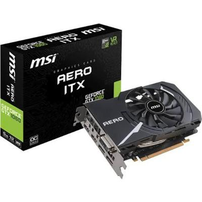 MSI GeForce GTX 1060 Aero ITX 6G OC 6GB Ekran Kartı