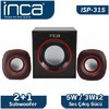 Inca Isp-315 Inca Isp-315 Multimedia 2+1 Usb Speaker Speaker