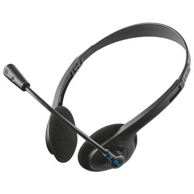 Trust 21669 Chat Mırofonlu Kulaklık Kafa Bantlı Kulaklık