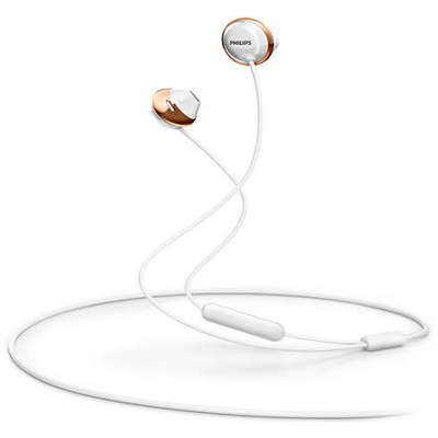 Philips She4205wt/00 Kulakiçi Mikrofonlu Kulaklık Kulak İçi Kulaklık