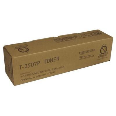 Toshiba T-2507P TOSHIBA SİYAH TONER (12K) Toner