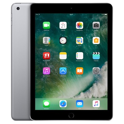 Apple iPad 2017 Wi-Fi 128GB Tablet - Uzay Gri (MP2H2TU-A)