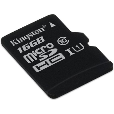 Kingston 16GB Industrial Temperature UHS-I microSD (SDCIT/16GB)