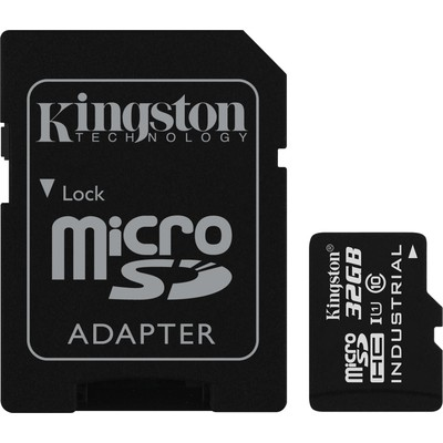 Kingston 32gb Microsdhc Uhs-ı C10 Sdcıt-32gb