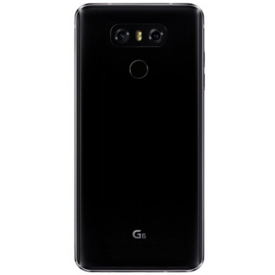 LG G6 Cep Telefonu - Siyah (H870)