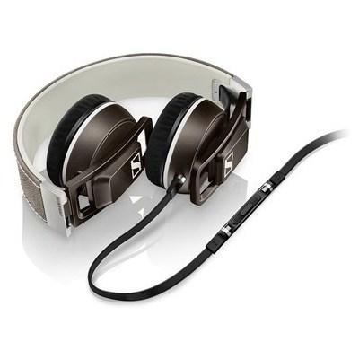 Sennheiser URBANITE Kum rengi Apple Uyumlu Kulak Üstü Kulaklık Kafa Bantlı Kulaklık