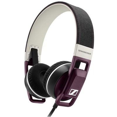 Sennheiser Urbanite I On-Ear Kafa Bantlı Kulaklık - Mor