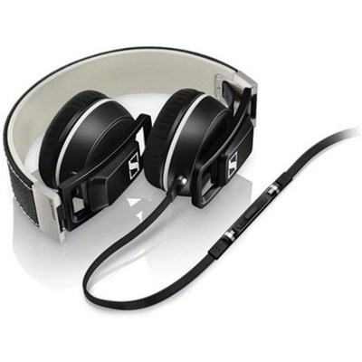 Sennheiser URBANITE Siyah Samsung Uyumlu Kulak Üstü Kulaklık Kafa Bantlı Kulaklık