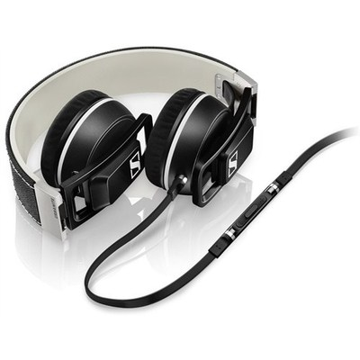 Sennheiser Urbanite Black Kafa Bantlı Kulaklık - Apple Uyumlu