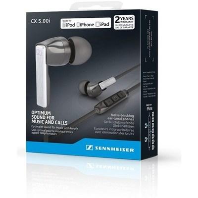 Sennheiser SK-506233 CX 5.00i Kulak İçi Kulaklık - Siyah