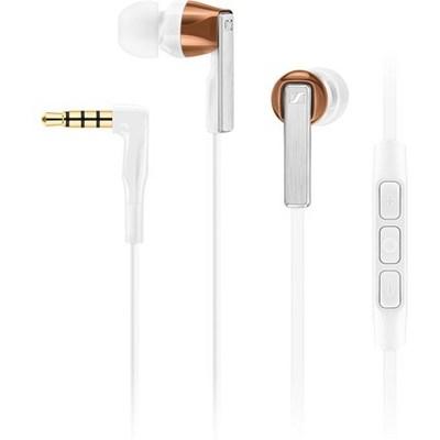 Sennheiser CX 5.00i Beyaz Apple Uyumlu Kulakiçi Silikonlu Kulaklık Kulak İçi Kulaklık