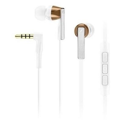 Sennheiser CX 5.00 G Beyaz Samsung Uyumlu Kulakiçi Silikonlu Kulaklık Kulak İçi Kulaklık