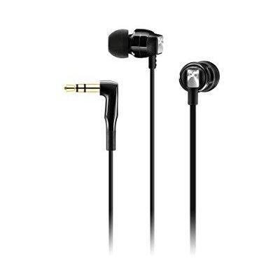 Sennheiser CX 3.00 Siyah Kulakiçi Silikonlu Kulaklık Kulak İçi Kulaklık