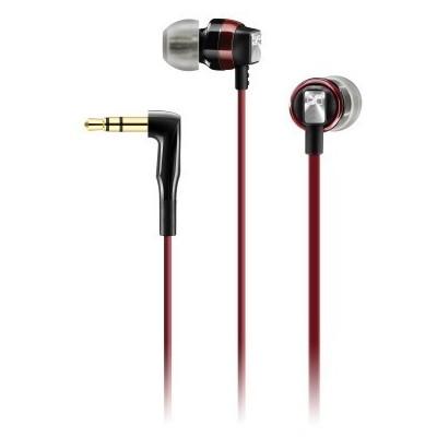 Sennheiser CX 3.00 Kırmızı Kulakiçi Silikonlu Kulaklık Kulak İçi Kulaklık