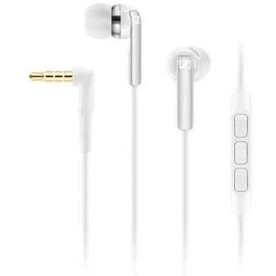 Sennheiser CX 2.00i Beyaz Apple Uyumlu Kulakiçi Silikonlu Kulaklık Kulak İçi Kulaklık