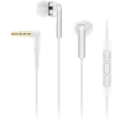 Sennheiser CX 2.00 G Beyaz Samsung Uyumlu Kulakiçi Silikonlu Kulaklık Kulak İçi Kulaklık
