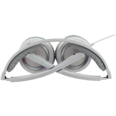 Sennheiser PX 200-II Beyaz Kulaküstü Kulaklık Kafa Bantlı Kulaklık