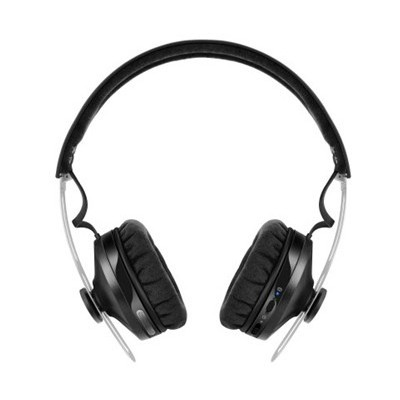 Sennheiser Momentum On-Ear Wireless Siyah Kafa Bantlı Kulaklık