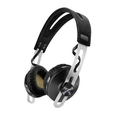 Sennheiser  Momentum 2 On-Ear Apple Uyumlu Kulaklık - Siyah