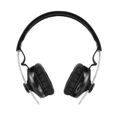 Sennheiser Momentum 2 On-Ear Siyah Kafa Bantlı Kulaklık - Apple