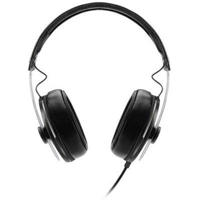 Sennheiser MOMENTUM 2 i Siyah Apple Uyumlu Kulak Çevreleyen Kulaklık Kafa Bantlı Kulaklık