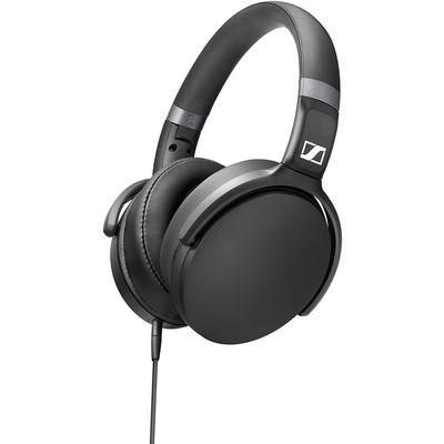 Sennheiser HD 4.30G Siyah Samsung Uyumlu Kulak Çevreleyen Kulaklık Kafa Bantlı Kulaklık