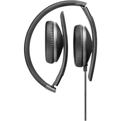 Sennheiser HD 2.30i Siyah Apple Uyumlu Kulaküstü Kulaklık Kafa Bantlı Kulaklık