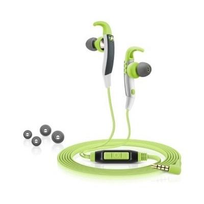 Sennheiser CX 686G Samsung Uyumlu Kulakiçi Silikonlu Sporcu Kulaklığı Kulak İçi Kulaklık