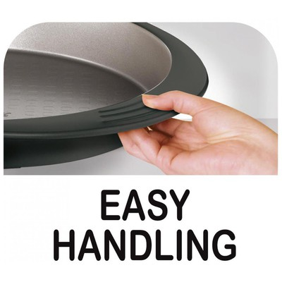 Tefal Easy Grip Kare Kek Kalıbı 20x20 cm Fırın Kabı