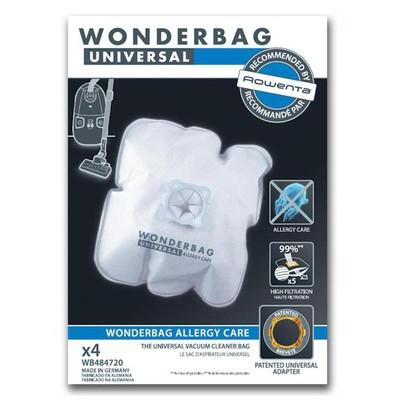 Rowenta Wonderbag Anti-alerji Toz Torbası Süpürge Aksesuarları