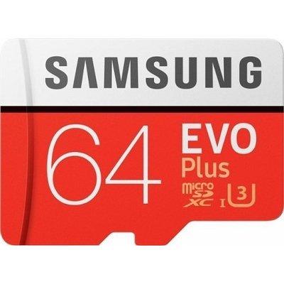 Samsung 64gb Msd Evo Plus Mb-mc64ga/tr Micro SD Kart