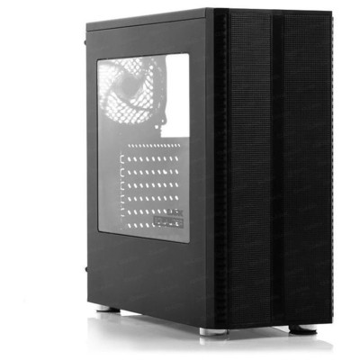 Dark Equalizer 600w Pencereli Mid Tower Kasa (DKCHEQ600)