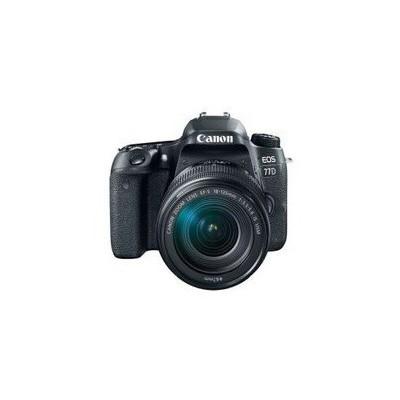 Canon D.camera Eos 77d Bk 18-135 U Fotoğraf Makinesi