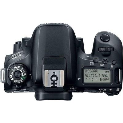 Canon D.CAMERA EOS 77D BK 18-135 U