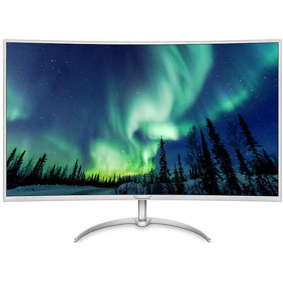 "Philips BDM4037UW-00 40"" 4ms 4K Ultra HD Curved Monitör"