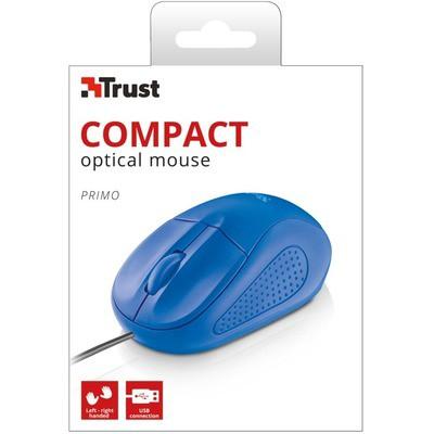 Trust Primo Kablolu Mouse - Mavi (21792)