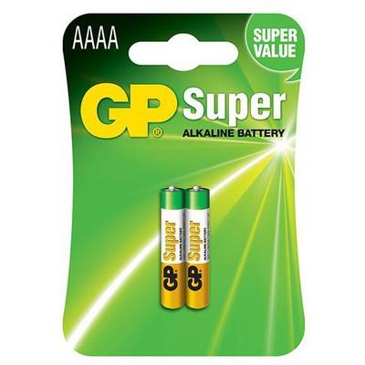 GP Alkalin İnce 0 AAAA LR61 (25A-U2)