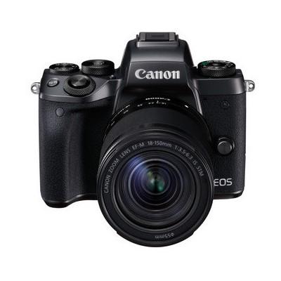Canon D.camera Eos M5 M18-150 S Fotoğraf Makinesi