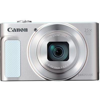 Canon D.camera Powershot Sx620 Hs Wh Fotoğraf Makinesi
