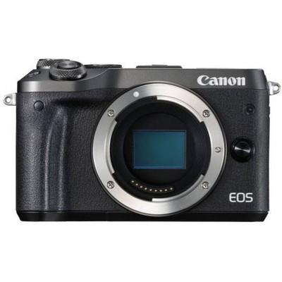Canon D.cam Eos M6 Bk M15-45 S +m55-200 S
